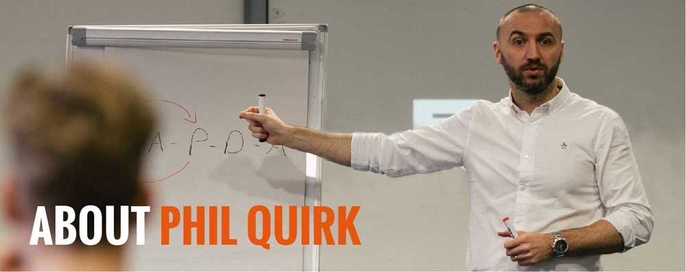 Pro-Noctis, which specialises in bespoke interventions, is led by experienced trainer Phil Quirk